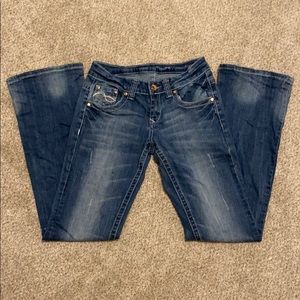 Cowgirl Tuff Jeans Size 26